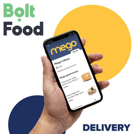 Stay At home with Bolt Food